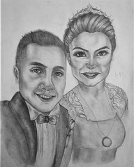 Wedding Drawing | Sketching | Karakalem (hediyelikkarakalem) Tags: charcoal charcoaldrawing drawings draw image pictures illustration graphics paintings sketching pencildrawing art myart graphic creative portrait abstractart life love realism cool awesome beautiful sketchbook artist lifestyle europe usa design birthday