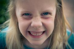 Girl (Janine en Ron) Tags: 5yearold blueeyes meisje girl child childhood fun kid outdoors outside playing spring youth jeugd