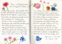 June (Hornbeam Arts) Tags: poem poetry clare calendar