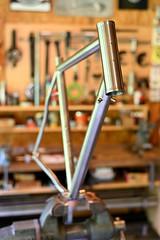 See you Monday (44 Bikes) Tags: 44bikes custombicycle huntsman framebuilding titanium