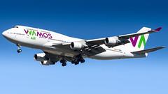 Boeing 747-4H6 EC-MRM Wamos Air (William Musculus) Tags: basel mulhouse freiburg euroairport bsl mlh eap lfsb airport spotting aviation plane airplane william musculus eb plm boeing 7474h6 ecmrm wamos air 747400