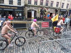 World Naked Bike Ride Edinburgh 2019 (38) (Royan@Flickr) Tags: world naked bike rid edinburgh festival cycling public nudity nude bicycles wnbr 2019