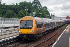 West Midlands Trains 170504 (Mike McNiven) Tags: westmidlandstrains trains westmidlands birmingham newstreet shrewsbury dmu diesel multipleunit turbostar bombardier