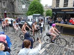 World Naked Bike Ride Edinburgh 2019 (37) (Royan@Flickr) Tags: world naked bike rid edinburgh festival cycling public nudity nude bicycles wnbr 2019