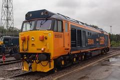 GB Railfreight 50049 (Mike McNiven) Tags: gbrailfreight gbrf railfreight class50 hoover diesel loco locomotive crewe allchange dieseldepot depot