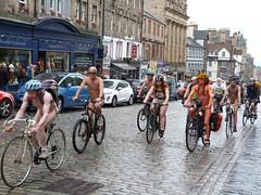 World Naked Bike Ride Edinburgh 2019 (25) (Royan@Flickr) Tags: world naked bike rid edinburgh festival cycling public nudity nude bicycles wnbr 2019