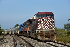 CEFX SD9043MAC 113 (southernrailway7000) Tags: cefx sd9043mac 113 texas pacifico railroad
