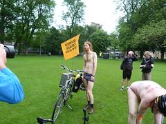 World Naked Bike Ride Edinburgh 2019 (16) (Royan@Flickr) Tags: world naked bike rid edinburgh festival cycling public nudity nude bicycles wnbr 2019