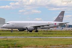 D-ASEF Airbus A320 Sundair (@Eurospot) Tags: dasef airbus a320 4974 sundair lfbo toulouse blagnac