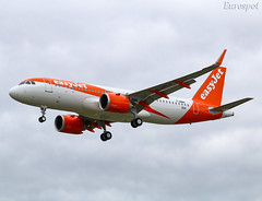 F-WWBH Airbus A320 Neo Easyjet (@Eurospot) Tags: guzlc fwwbh airbus a320 9014 easyjet lfbo toulouse blagnac