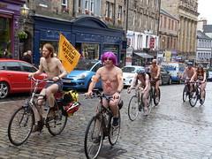 World Naked Bike Ride Edinburgh 2019 (24) (Royan@Flickr) Tags: world naked bike rid edinburgh festival cycling public nudity nude bicycles wnbr 2019