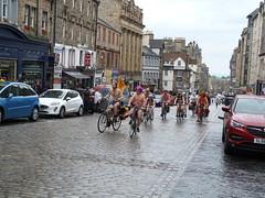 World Naked Bike Ride Edinburgh 2019 (23) (Royan@Flickr) Tags: world naked bike rid edinburgh festival cycling public nudity nude bicycles wnbr 2019
