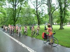 World Naked Bike Ride Edinburgh 2019 (18) (Royan@Flickr) Tags: world naked bike rid edinburgh festival cycling public nudity nude bicycles wnbr 2019