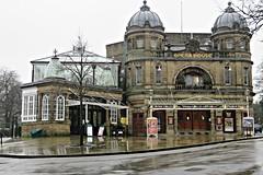Buxton Opera House in the Rain..... (HighPeak92) Tags: weather rain theatres matchamtheatres operahouses buxtonoperahouse buxton peakdistrict derbyshire canonpowershotsx700hs