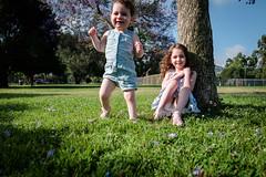 L1010922.jpg (Jorge A. Martinez Photography) Tags: family spring park photo shoot leica leicaq leicaq116 morning green grass blue sky daughters fair skin friends