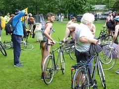 World Naked Bike Ride Edinburgh 2019 (9) (Royan@Flickr) Tags: world naked bike rid edinburgh festival cycling public nudity nude bicycles wnbr 2019