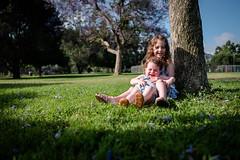 L1010928.jpg (Jorge A. Martinez Photography) Tags: family spring park photo shoot leica leicaq leicaq116 morning green grass blue sky daughters fair skin friends