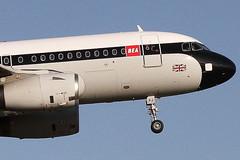 G-EUPJ BRITISH AIRWAYS AIRBUS A319-131 (Roger Lockwood) Tags: geupj britishairways airbusa319131 manchesterairport egcc man
