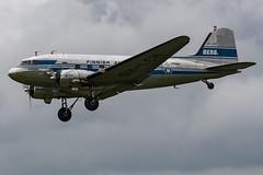 Airveteran / Douglas C-53C Skytrooper / OH-LCH / LFRK 31 (_Wouter Cooremans) Tags: dday75 caen lfrk cfr spotting spotter avgeek aviation airplanespotting carpiquet dc3 c47 warbird airveteran douglas c53c skytrooper ohlch 31 douglasc53cskytrooper finnish airlines finnair