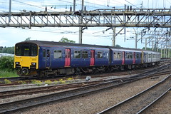 Northern Rail Class 150/1 150129 - Stockport (dwb transport photos) Tags: arriva northernrail dmu sprinter 150129 stockport