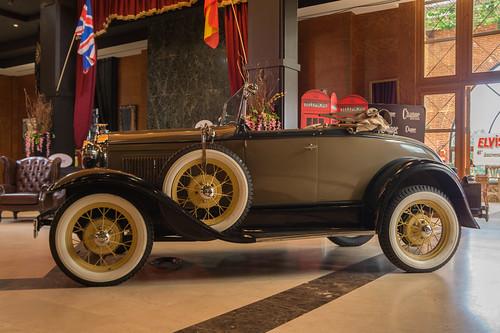 Ford A Phaeton 2-Door. 1931