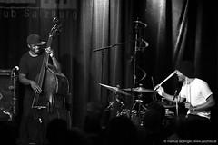 Daniel Casimir: bass / Sam Jones: drums (jazzfoto.at) Tags: sonyalpha sonyalpha77ii alpha77ii sonya77m2