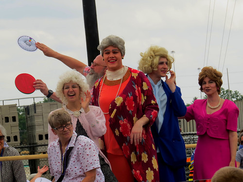 Saved by the Bell, The Later Years @INDYPRIDE.