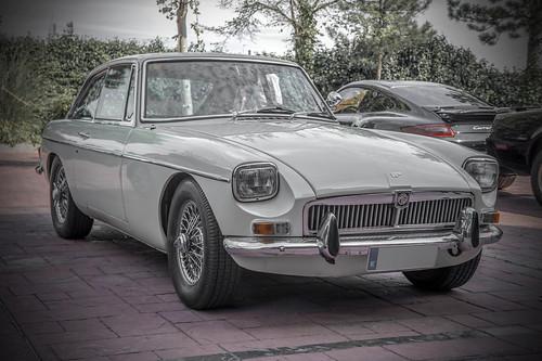 MGB GT. 1967