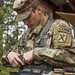 108th Chemical Company Soldiers conduct marksmanship training