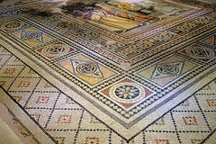theonoe mozaiği / mosaic of theonoe