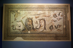 oceanos ve tethys mozaiği / mosaic of oceanos and tethys