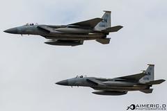 McDonnell Douglas F-15C Eagle - United States Air Force (Aimeric D. Photographies) Tags: f22 fihter aircraft avion plane spotter riat fairford usaf meeting aérien aerien air pilot take off landing