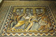 akhilleus mozaiği / mosaic of akhilleus