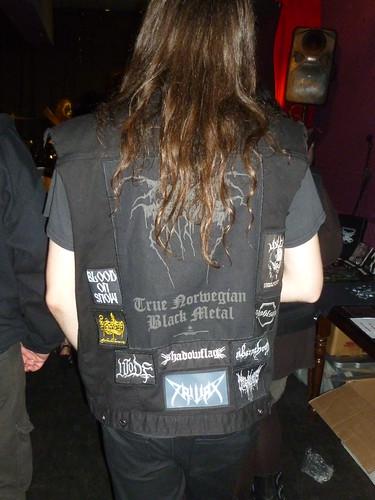 Darkthrone fan photo