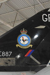 RAF Museum (DarloRich2009) Tags: raf rafmuseum royalairforcemuseum royalairforce hendon london airplane plane aircraft aeroplane fighter jetfighter supersonicefighter panavia tornado f3 adv panaviatornadof3 panaviaaircraftgmbh brent middlesex colindale londonboroughofbrent