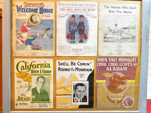 Flickriver: Most interesting photos from Vintage Sheet Music