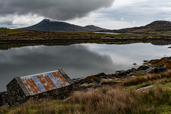 Bagh Mor Harbour 2 (claire.poole4) Tags: baghmorharbour northuist scotland calm landscape landscapephotography reflections sky clouds moody nikon