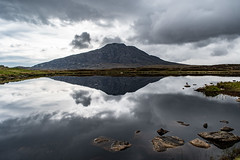 North Uist reflections (claire.poole4) Tags: locheuphort northuist scotland reflections calm beauty landscape landscapephotography nikon clouds sky outerhebrides