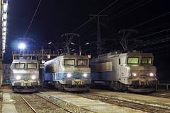 Au dépôt du Mans (Alexoum) Tags: sncf bb7200 mans nezcassé train railway