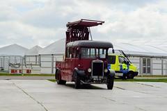 TW1 RV3411 (PD3.) Tags: dday75 d day 75 portsmouth pompey hampshire hants england uk united kingdom wwii ww ii southsea bus buses common world war 2 corporation leyland titan tower wagon tw1 tw 1 rv3411 rv 3411 trolleybus