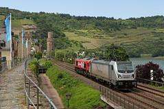 Rheincargo 187 072-4  in Oberwesel, 05.06.2019 (-cg86-) Tags: rheincargo rhc oberwesel rheintal rhein br187
