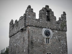 Winterfell - Clocktower (roomman) Tags: 2019 ireland ulster down county northern northernireland game thrones throne gameofthrones hbo series film movie location filming set ward catsle wardcastle nationaltrust trut national castle medieval old history historic winterfel winterfell headquarter family king games