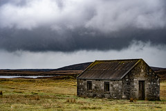 North Uist (claire.poole4) Tags: locheuphort northuist scotland shelter storm landscape landscapephotography outerhebrides travel nikon