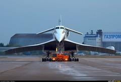 """Túpolev Tu-144, el Concorde ruso, también conocido como """"Concordski"""" (Mikel Agirregabiria Agirre) Tags: concorde"""