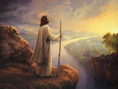 Jesus-Christ (river8a) Tags: 0909 epson2cmyk 05wp epson05wp720uni20050411 coated 30x40 hopeonthehorizon hope horizon gregolsen go greg olsen 720dpi fdbydallan