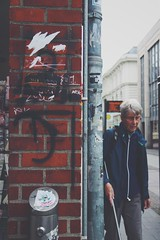 Caught by my camera (erlingraahede) Tags: people vsco canon street lübeck