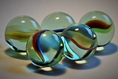 marbles (The.Backyard.Photographer.) Tags: marbles shotties coloured glass spheres toy game collection memories childhood macro childhoodtoys macromondays
