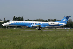 UR-DNG Windrose Airlines Embraer ERJ-145EP at Kiev Boryspil International Airport on 28 May 2019 (Zone 49 Photography) Tags: aircraft airliner aeroplane may 2019 kiev kyiv ukraine boryspil international kbp ukbb 7w wrc airlines windrose aviation embraer 145 erj145 erj145ep urdng