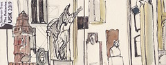 Inside Stoke Minster (Eyeshoot Photography) Tags: stokeontrent watercolour staffordshire usk fabrianosketchbook urbansketching urbansketch uskuk1019 uskuk stokeminster