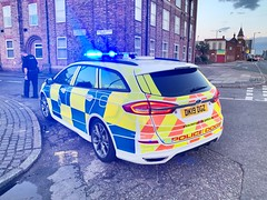 Merseyside Police Dog section (DG19 DGZ) (LGM999) Tags: ford police mondeo merseyside dogsection dg19dgz